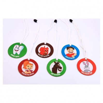 Gadget for kids - medals, set of 18 pcs