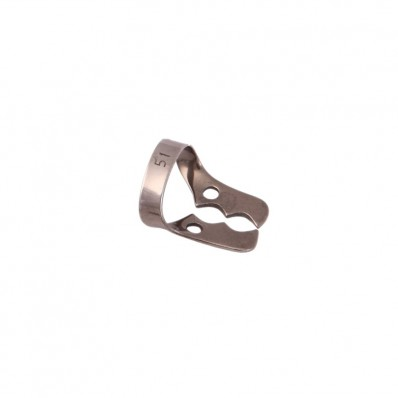 Rubber dam clamp, Fig. 51, molars